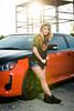 Sam loveesss Her Orioles & her car lol