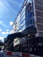 Zaha Hadid's 520 West 28th Street in Chelsea