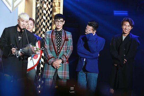 Big Bang - The 5th Gaon Char K-Pop Awards - 17feb2016 - Utopia - 24