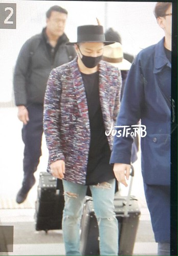 Big Bang - Incheon Airport - 21mar2015 - Tae Yang - Just_for_BB - 01