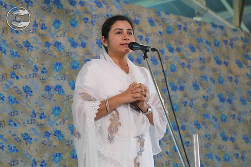 Mukta Alagh, expresses her views