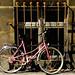 pink bike by Bim Bom