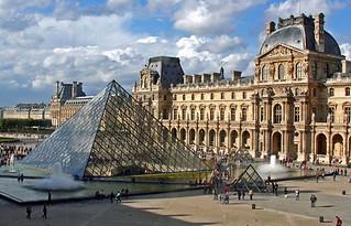 Museo de Louvre en Paris
