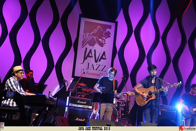 Java Jazz Festival 2015 Day 3 - Nathan Hartono