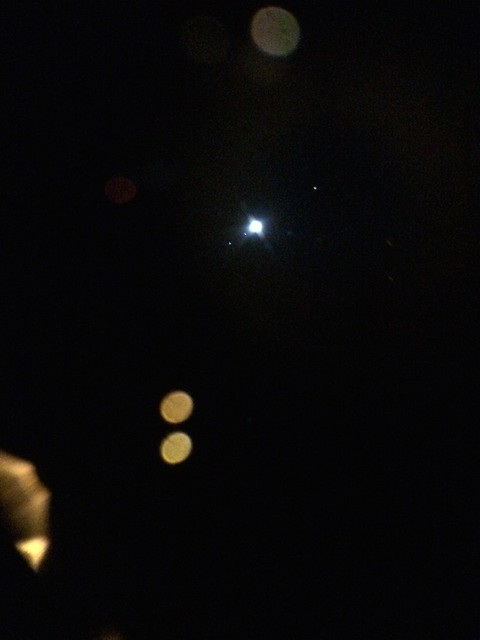 Jupiter + 3 moons