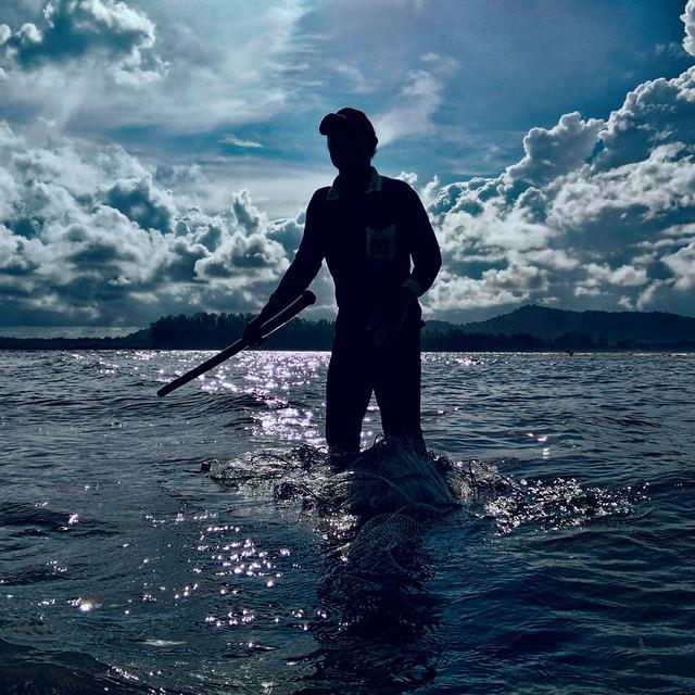 Fisherman, Malaysia