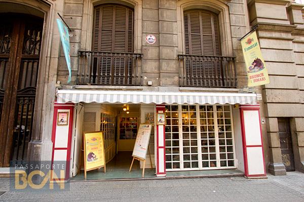 We Pudding, Barcelona