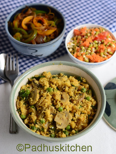 Couscous-with-mushroom-peas