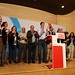 Foto 3. Conxunto candidaturas comarca Betanzos