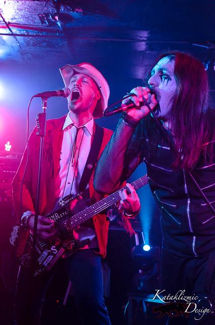Goth Brooks debut - Pub Rock Live 03-21-15