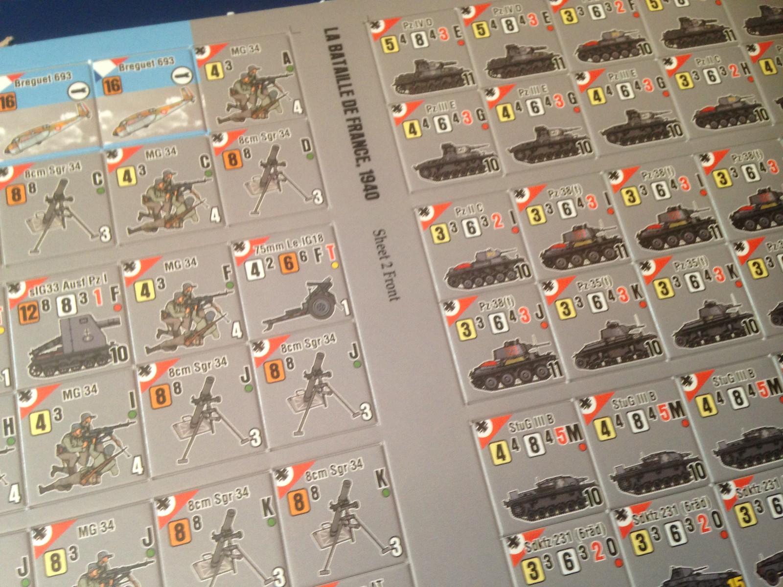 LA BATAILLE DE FRANCE 1940 (Abriendo la Caja) 16757713618_bf2d02cf63_h