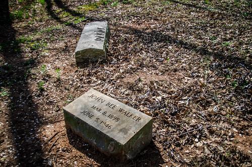 Laurens Cemetery Tour-70