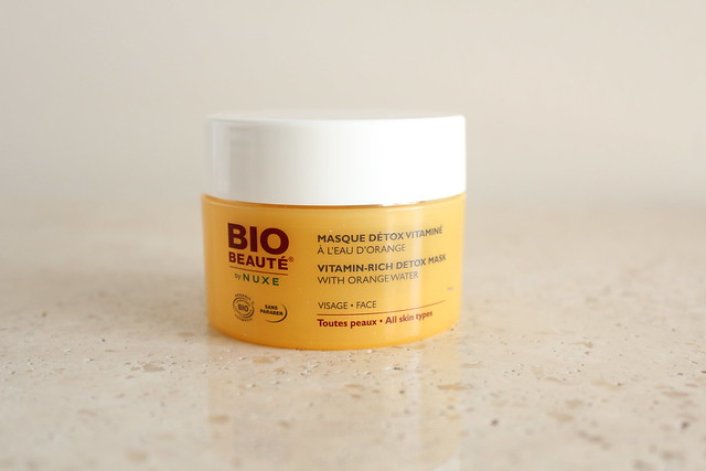 Nuxe Bio Beauté Vitamin-Rich Detox Mask review