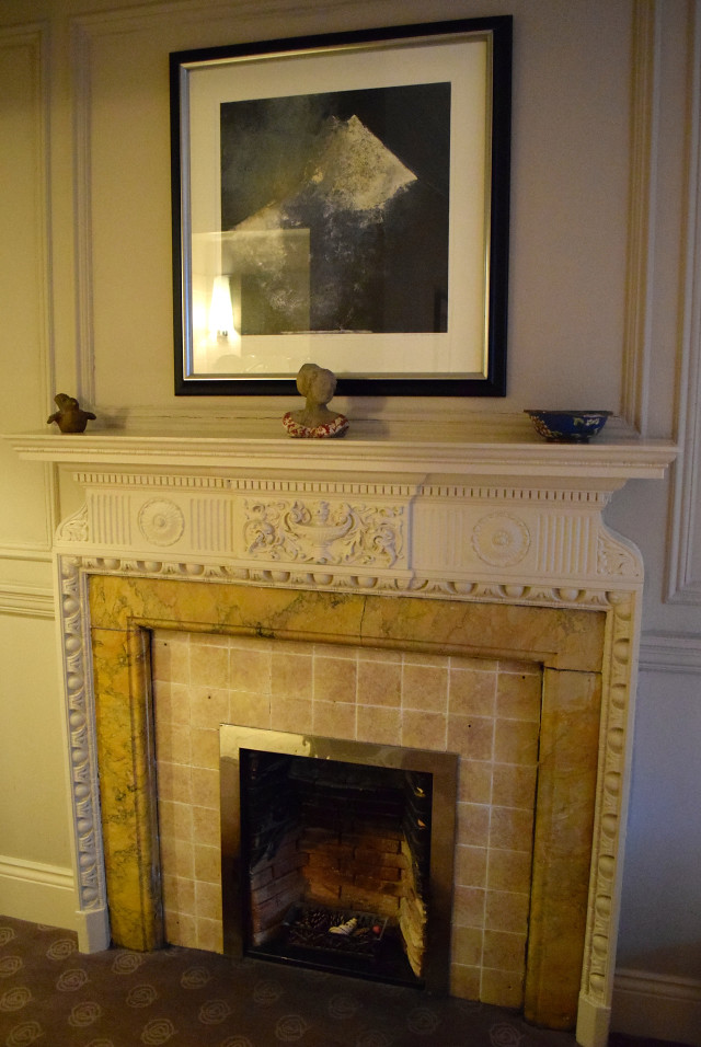 Classic Room Fireplace at Jesmond Dene House