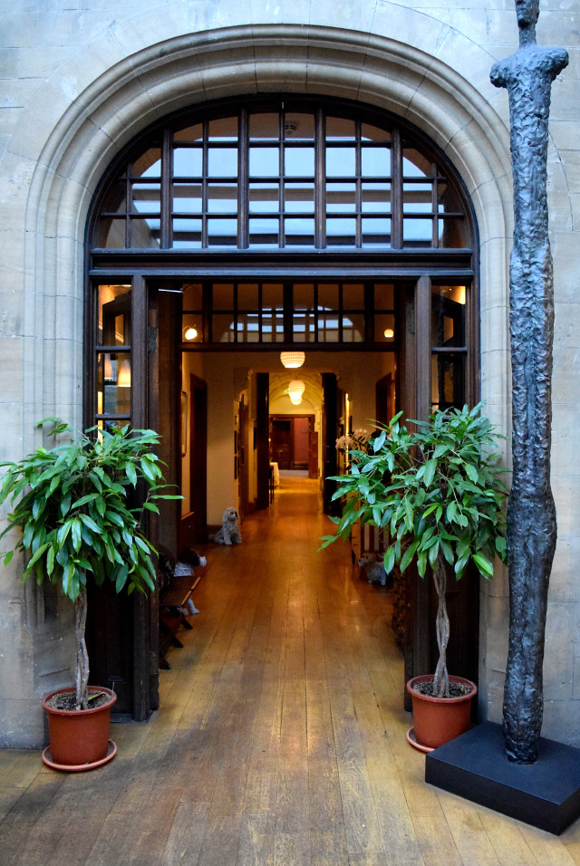 Check In at Jesmond Dene House