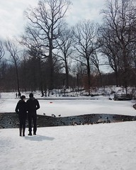 Prospect Park, March 2015