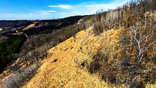 Morgan Coulee Prairie State Natural Area