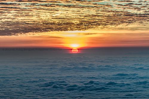 sun clouds sunrise landscape philippines sunup seaofclouds mtpulag emsantos benguetphilippines canon7dmkii canon7dmk2 entradanies