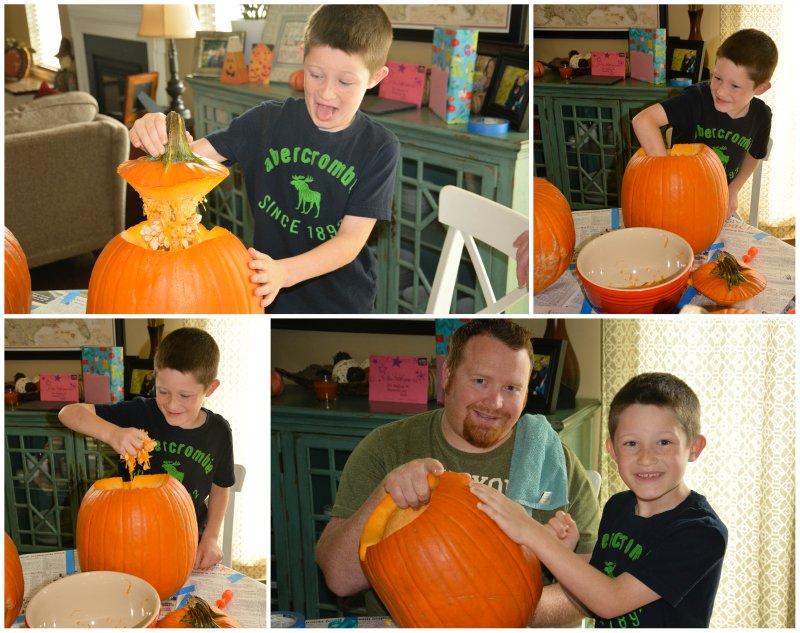 ben's pumpkin