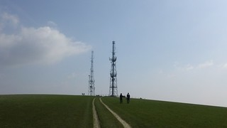 Radio Masts Beddingham Hill