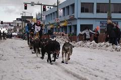 Iditarod Ceremonial Start