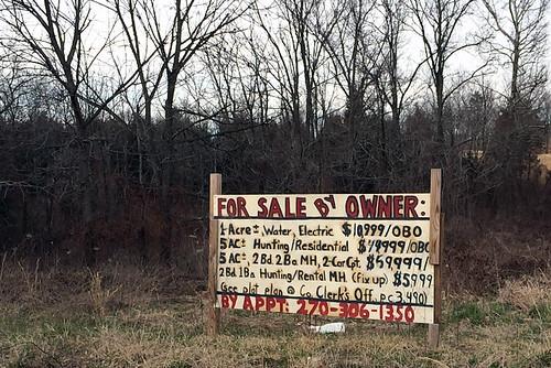 Near Leitchfield, Kentucky