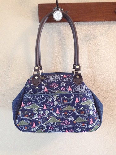 Small Companion Carpetbag