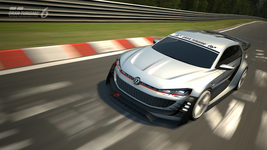 gran turismo 6 update adds a new vision gt car from volkswagen playstation blog europe. Black Bedroom Furniture Sets. Home Design Ideas