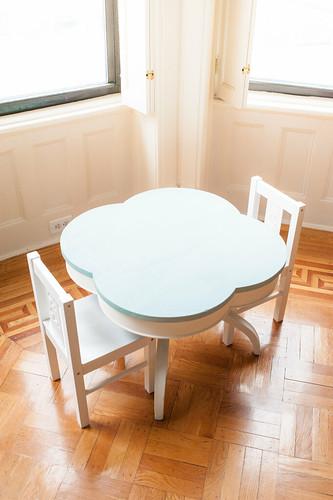 Repurposed Play Table | www.brooklynlimestone.com