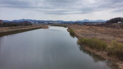 공릉천 파노라마