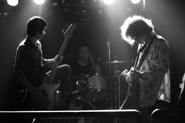 THE NICE live at Outbreak, Tokyo, 02 Apr 2015. 191