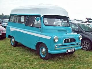 397 Bedford CA Dormobile (1959)