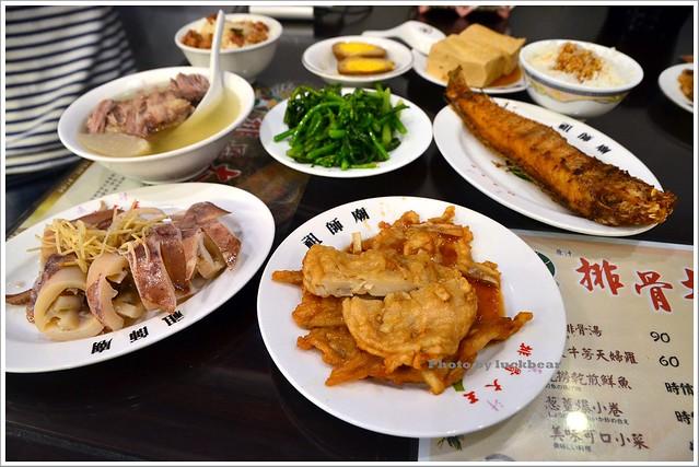 萬華美食祖師廟原汁排骨大王009-DSC_9286