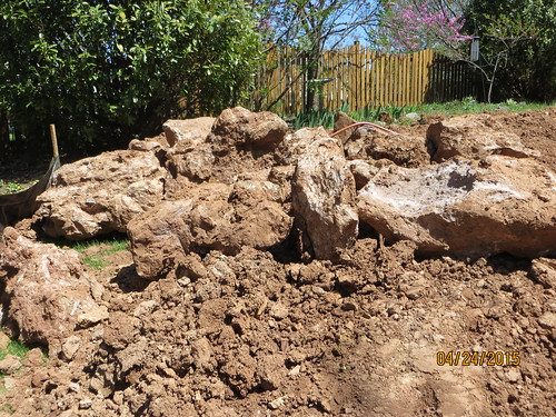 New pool northern virginia step by step with pics water for Landscaping rocks northern virginia