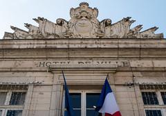 Mairie, Pont-de-Vaux (Ain, France)