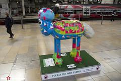 LAMBMARK LARRY No.47 - Shaun The Sheep - Shaun in the City - London - 150423 - Steven Gray - IMG_0069