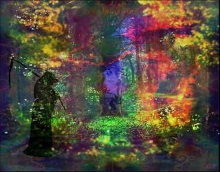 Surrealpete Art (unframed) on Glass or Metal