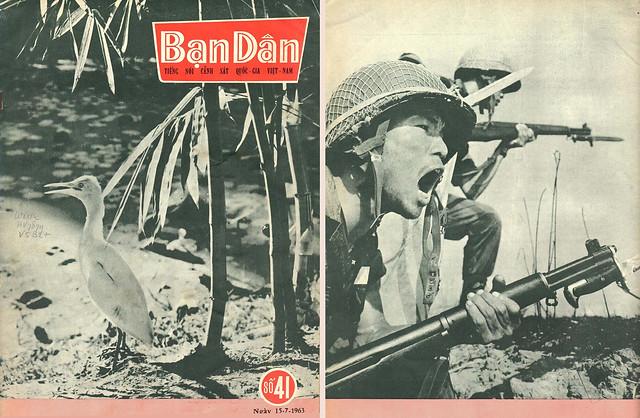 Tạp chí Bạn Dân - số 41 (Ngày 15-7-1963)