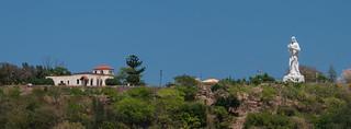 卡巴那城堡 的形象. cuba lahabana lahavane