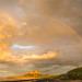 Bamburgh Rainbow by aljones27