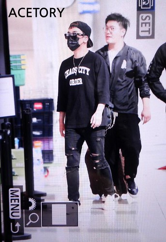 Big Bang - Incheon Airport - 24sep2015 - Acetory - 05
