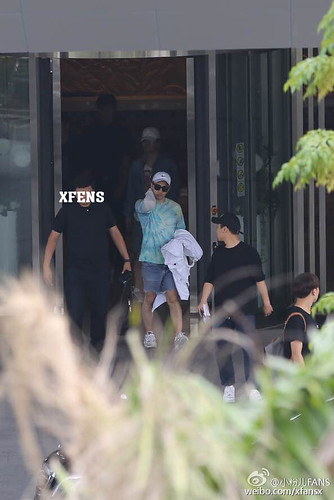 BIGBANG Arrival Nanning (9)