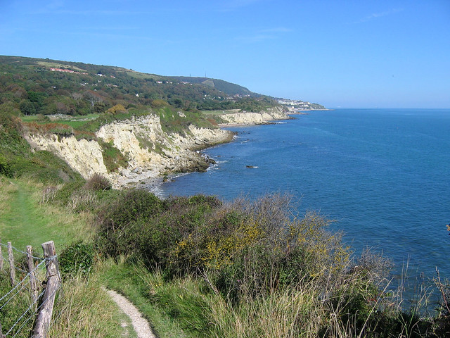 Near Woody Bay, Isle of Wight