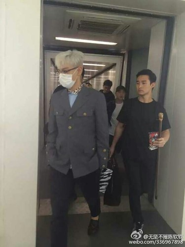 more BIGBANG arrival Shenzhen 2015-08-07 (50)