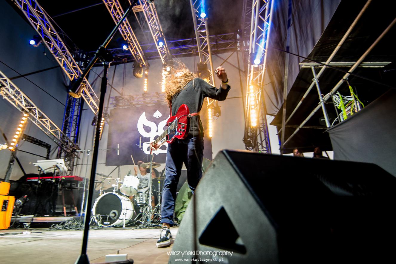 Męskie Granie 2016 - The Stubs