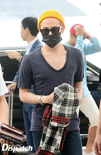 BIGBANG Seoul ICN to Manila 2015-07-30 Press 003
