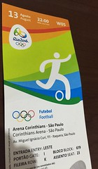 Rio 2016, the Summer Olympic Games.