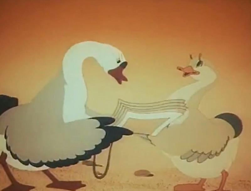 Весенняя сказка, 1949