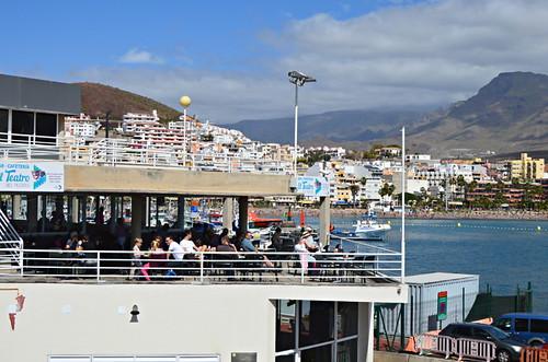 El Teatro, Los Cristianos Port