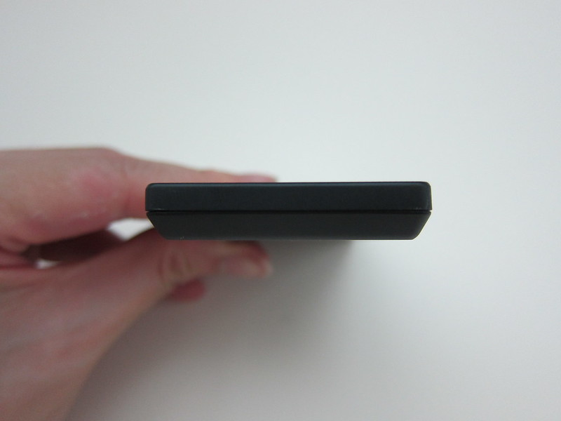 Sony NWZ-A15 - Top